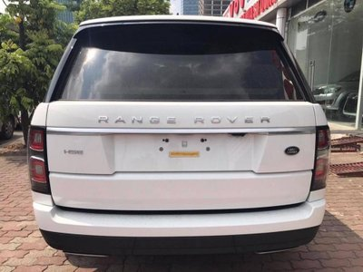 SUV cỡ lớn Land Rover Range Rover bản HSE 2018 lần đầu về Việt Nam, giá 9 tỷ đồng 7