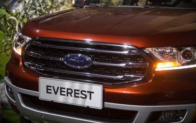 Giá lăn bánh các phiên bản Ford Everest 2018 mới ra mắt Việt Nam, cao nhất hơn 1,6 tỷ đồng - Ảnh 1.
