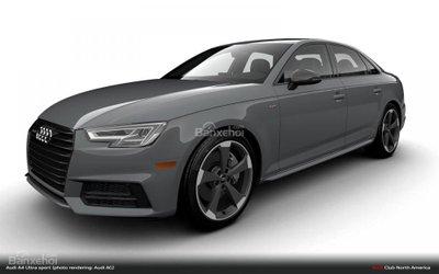 Audi A4 Ultra Sport - Xe Audi cuối cùng có hộp số sàn? - 1