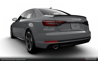 Audi A4 Ultra Sport - Xe Audi cuối cùng có hộp số sàn? - 2