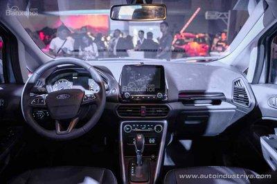 Ford EcoSport 2018 cập bến Philippines, không còn số ly hợp kép - 3