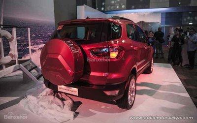 Ford EcoSport 2018 cập bến Philippines, không còn số ly hợp kép - 2