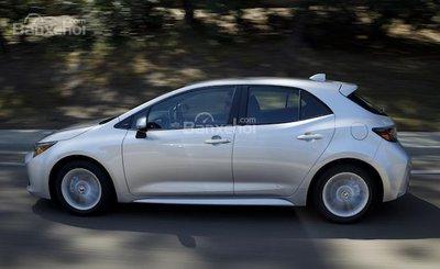 Toyota Corolla Cross - phiên bản Corolla phong cách crossover? - 1