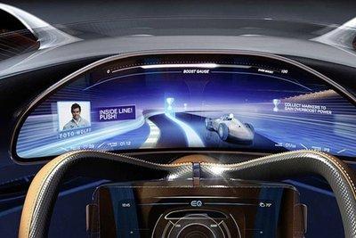 Siêu xe điện Mercedes EQ Silver Arrow concept tuyệt đẹp ra mắt - Ảnh 8.