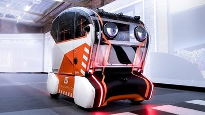 Kinh ngạc với xe tự lái  có mắt như người thật của Jaguar Land Rover.