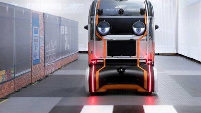 Kinh ngạc với xe tự lái  có mắt như người thật của Jaguar Land Rover - Ảnh 2.