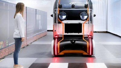 Kinh ngạc với xe tự lái  có mắt như người thật của Jaguar Land Rover - Ảnh 3.