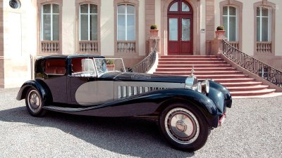 Bugatti Type 41.