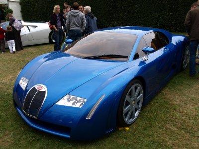 Bugatti 18/3 Chiron.