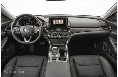 Nội thất Honda Accord 2018.