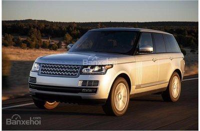 Land Rover Range Rover 2018.