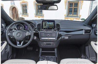 Mercedes-Benz GLS-Class 2018.