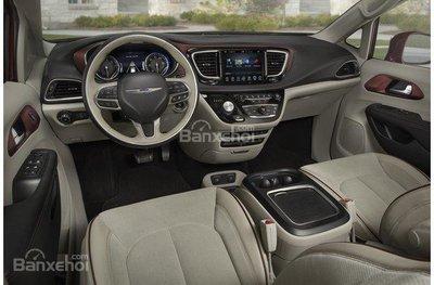 Ghế ngồi và nội thất của SUV và Minivan không có nhiều sự khác biệt.