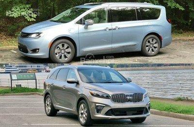 SUV và Minivan