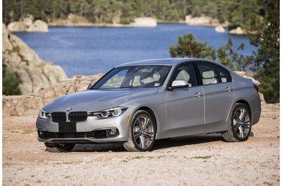 BMW 340i 2018.