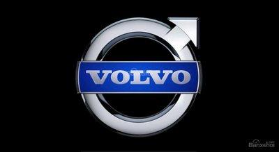 Logo Volvo.