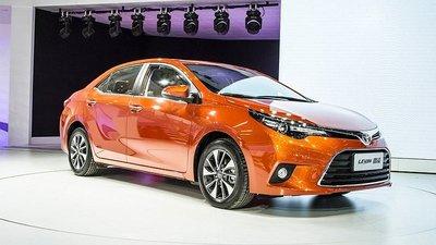 Toyota tham vọng gia tăng doanh số gấp 3 lần tại thị trường Trung Quốc.