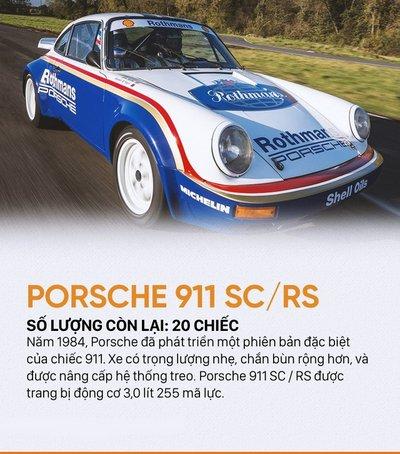 10 siêu xe Porsche hiếm có khó tìm nhất mọi thời đại 3.