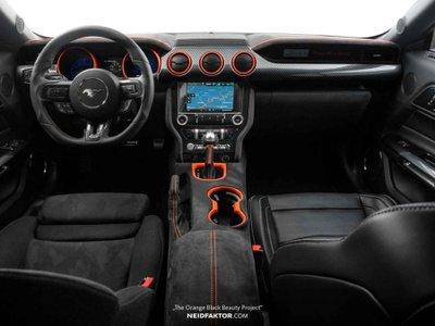 Ford Mustang độ nội thất siêu sang chảnh bởi Neidfaktor 5