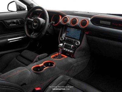 Ford Mustang độ nội thất siêu sang chảnh bởi Neidfaktor.