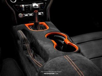 Ford Mustang độ nội thất siêu sang chảnh bởi Neidfaktor 11