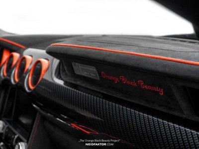 Ford Mustang độ nội thất siêu sang chảnh bởi Neidfaktor 7