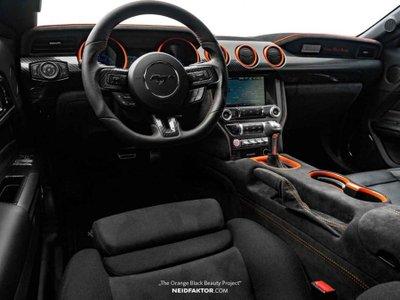 Ford Mustang độ nội thất siêu sang chảnh bởi Neidfaktor 3