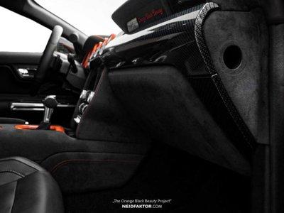 Ford Mustang độ nội thất siêu sang chảnh bởi Neidfaktor 9