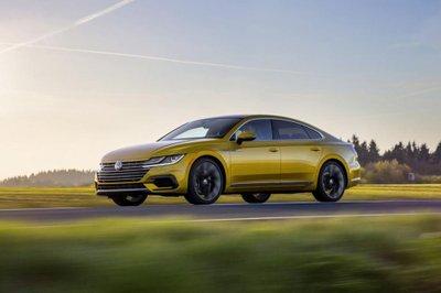 Volkswagen Arteon xuất xưởng làm từ thiện tại Pebble Beach 2018 13