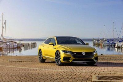 Volkswagen Arteon xuất xưởng làm từ thiện tại Pebble Beach 2018 9
