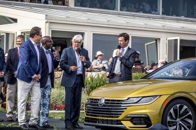 Volkswagen Arteon xuất xưởng làm từ thiện tại Pebble Beach 2018 5