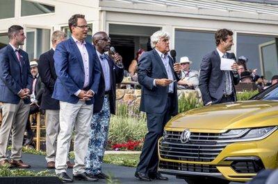Volkswagen Arteon xuất xưởng làm từ thiện tại Pebble Beach 2018 7