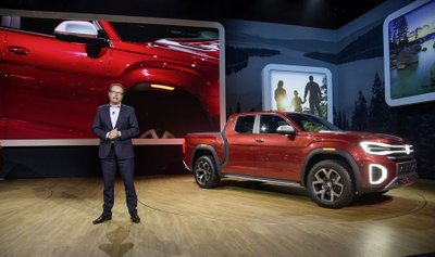 Volkswagen Tanoak sắp được sản xuất thương mại? 5