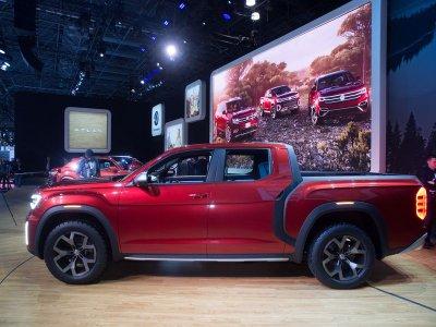 Volkswagen Tanoak sắp được sản xuất thương mại? 15
