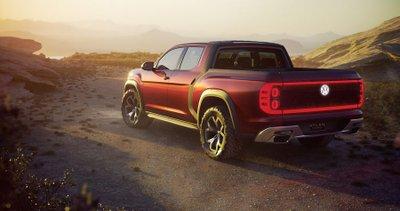 Volkswagen Tanoak sắp được sản xuất thương mại? 17