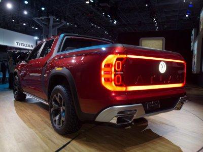 Volkswagen Tanoak sắp được sản xuất thương mại? 13
