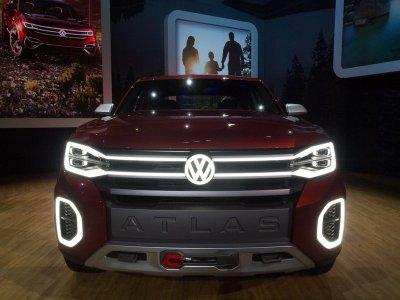 Volkswagen Tanoak sắp được sản xuất thương mại? 9