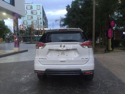 Bắt gặp Nissan X-Trail V-series bản dành riêng cho thị trường Việt lăn bánh trên phố a10