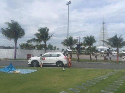 Bắt gặp Nissan X-Trail V-series bản dành riêng cho thị trường Việt lăn bánh trên phố a5