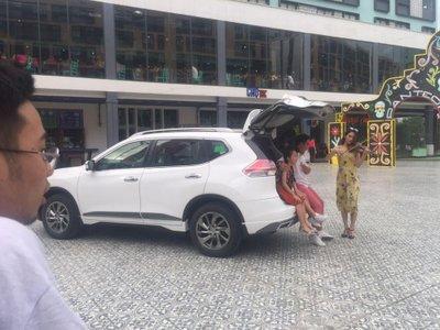 Bắt gặp Nissan X-Trail V-series bản dành riêng cho thị trường Việt lăn bánh trên phố a4