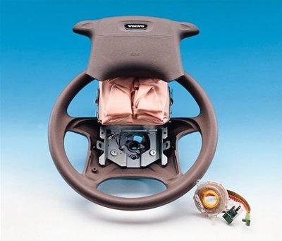 Túi khí được sử dụng trên xe hơi ngày nay...