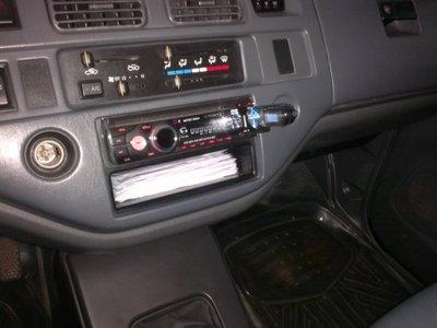 Nội thất Toyota Zace sau hơn 10 năm sử dụng...