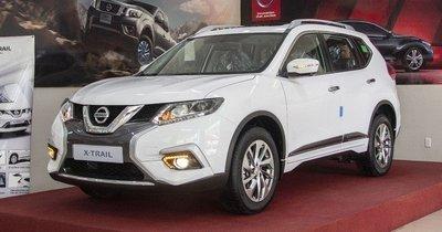 Giá lăn bánh xe Nissan X-Trail V-Series vừa ra mắt Việt Nam.