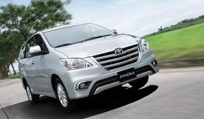 Innova luôn là lựa chọn hàng đầu cho một chiếc xe chạy dịch vụ...