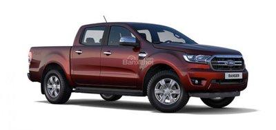 Tùy chọn màu sắc ngoại thất của Ford Ranger 2019 - Ảnh 5.