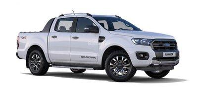Tùy chọn màu sắc ngoại thất của Ford Ranger 2019 - Ảnh 1.