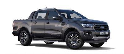 Tùy chọn màu sắc ngoại thất của Ford Ranger 2019 - Ảnh 3.