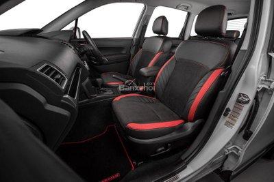 Subaru Forester 2.0 STI Performance chốt giá 762 triệu - 3