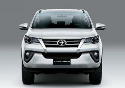 Toyota Fortuner 2019 5