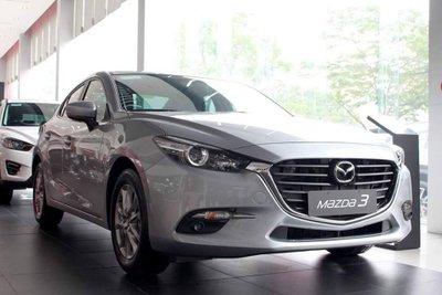 Giá xe Mazda 3 2019